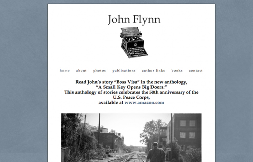 John Flynn Author Website