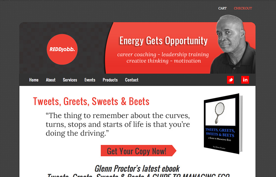 coaching company website