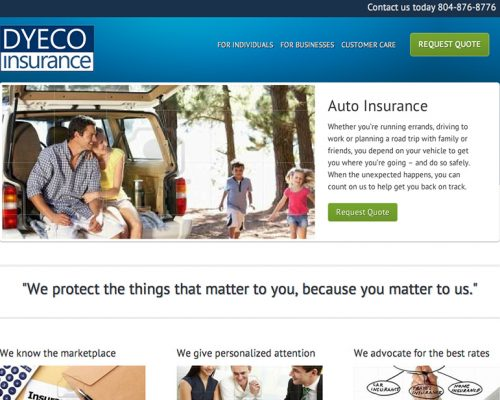 Dyeco Insurance