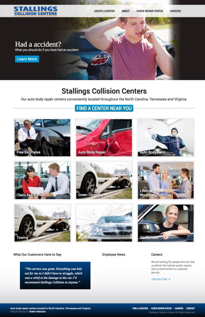 stallingscollisioncenters